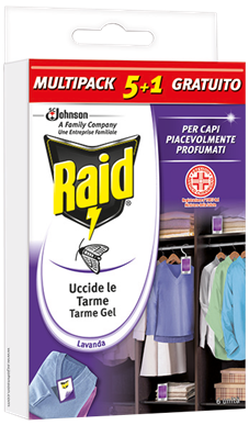 RAID TARME GEL MULTIPACK DIGITAL